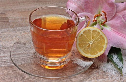 mengo black tea lemonade