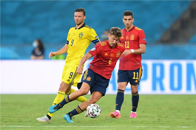 اسبانيا والسويد