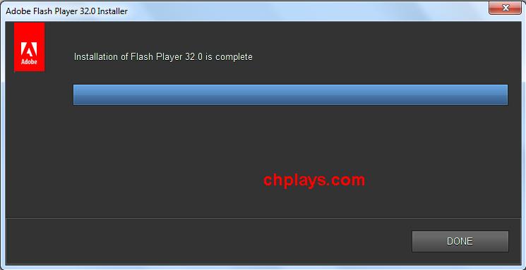 Tải Adobe Flash Player - Xem Flash, Video Youtube trên trình duyệt PC c