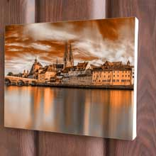 Panorama, Canvas Print, Wall Art, Port Harcourt, Nigeria
