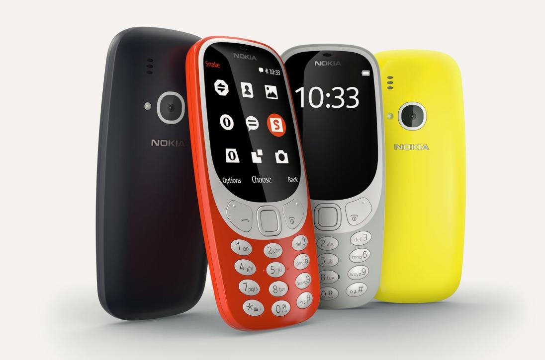 nokia 3310 2017 edition