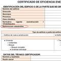 como destapar fraude de certificados energeticos