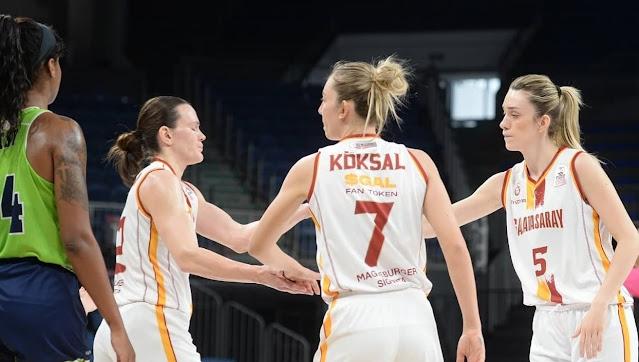 KBSL   Yarı finalde ilk maç Aydın'ın!