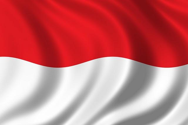Bendera Merah Putih Cdr