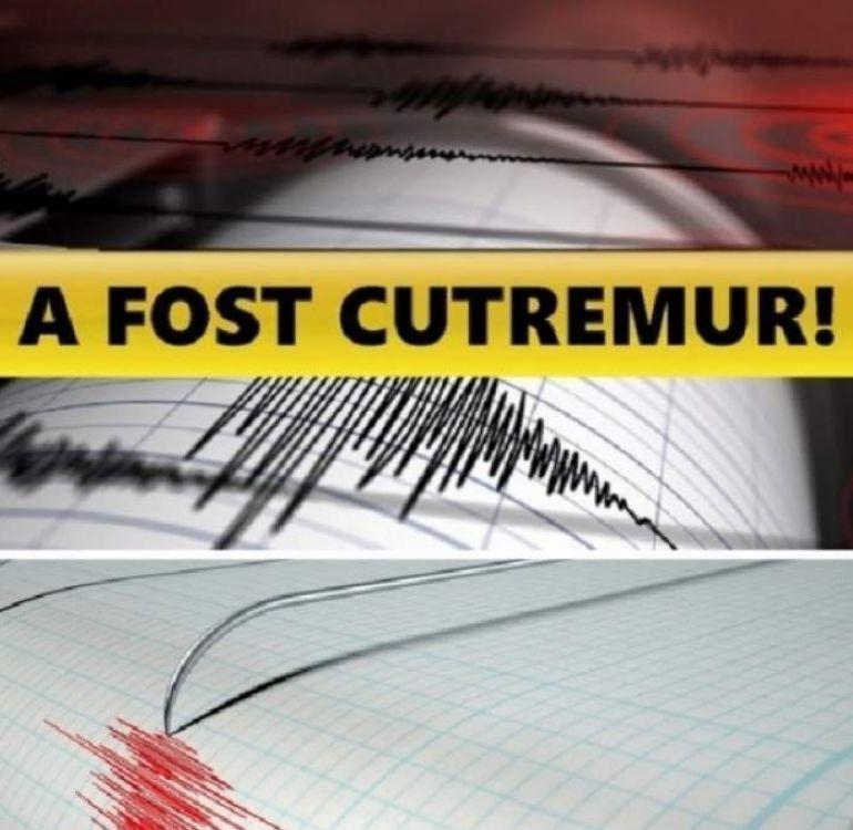 Cutremur in aceasta dimineata! Ce magnitudine a avut seismul din zona Vrancea