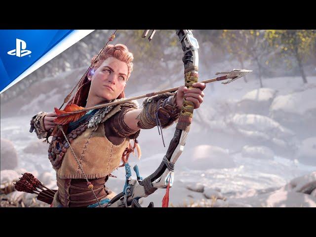 Horizon: Forbidden West - Jogo PlayStation 5