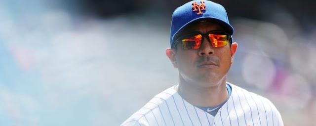 Los Mets de Nueva York designan al dominicano Luis Rojas como su mánager