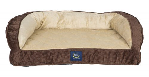 The Husky Review Serta Orthopedic Dog Beds