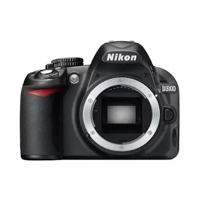 Cara Pakai Kamera Nikon D3100