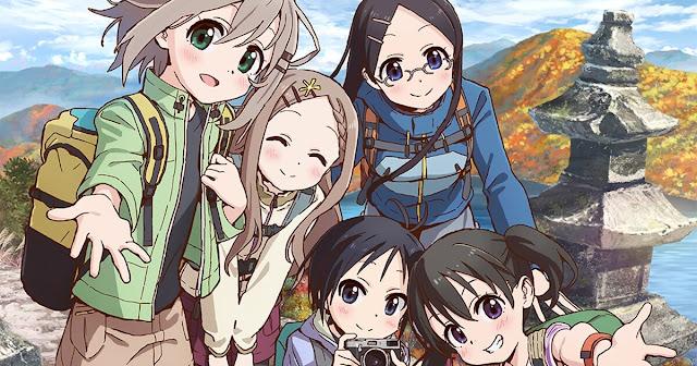 Download OST Opening Ending Anime Yama no Susume: Third Season Full Version