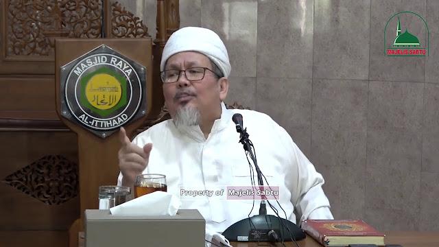 Menag Sebut Radikalisme Masuk Lewat Masjid, Ustadz Tengku: Apa Mau Nutup Masjid Kayak di China ya?