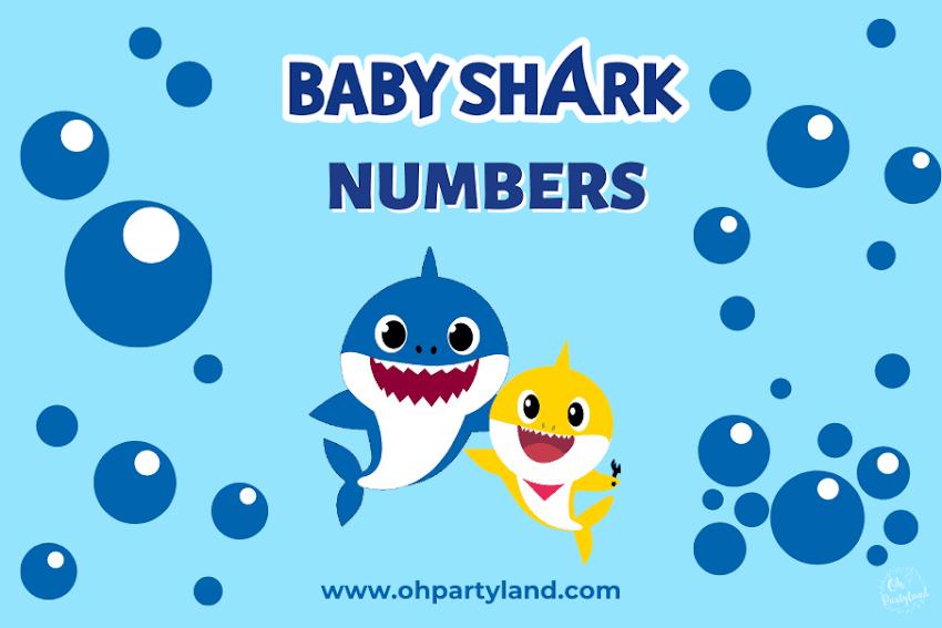 Baby Shark Numbers