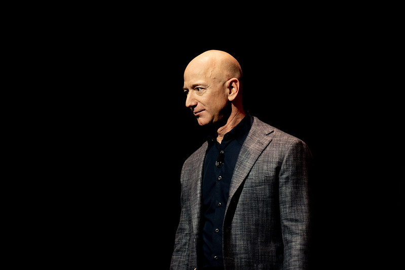 Jeff Bezos the World's Richest Person keeps his Amazon Email Address Public