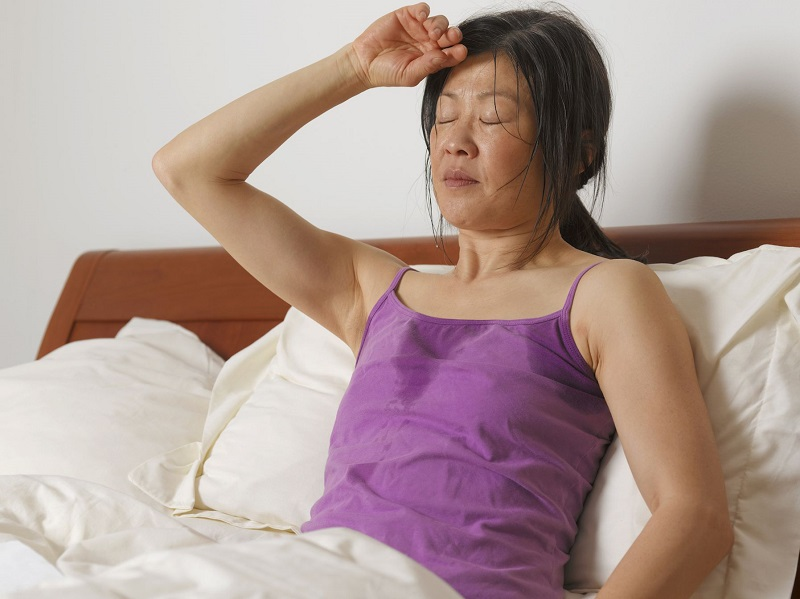 Tratamentos Para Suores Noturnos na Menopausa