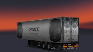 Kenwood Kogel v2 Trailer