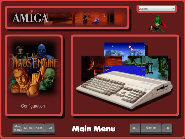 120IN1 Amiga Collection