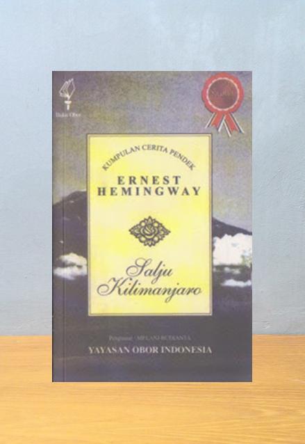 SALJU KILIMANJARO, Ernest Hemingway