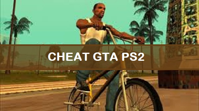 Cheat GTA PS2