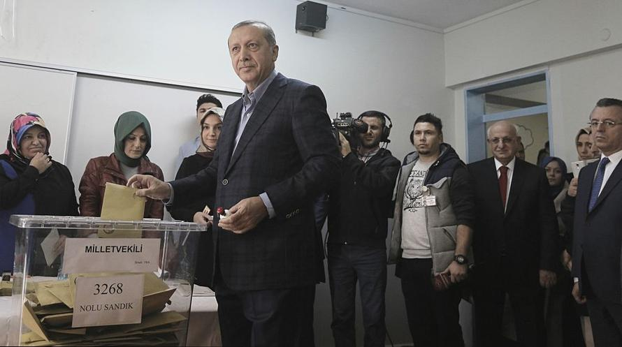 Erdogan kepada Selandia Baru: Hukum Mati Teroris Atau Turki Bertindak