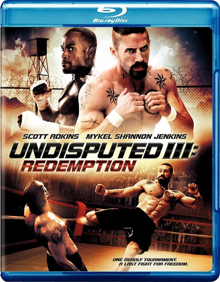 Undisputed III: Redemption (Invicto 3: Redención) (2010) 720p y 1080p BDRip mkv Dual Audio AC3 5.1 ch