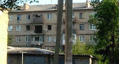 Унаслідок обстрілів Красногорівки поранено 8 жителів