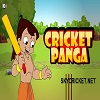 Chota Bheem Panga Cricket Game
