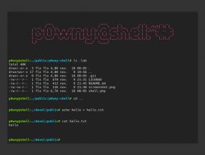 p0wny shell - p0wny php Cgi Shell - p0wny Php Shell - p0wny