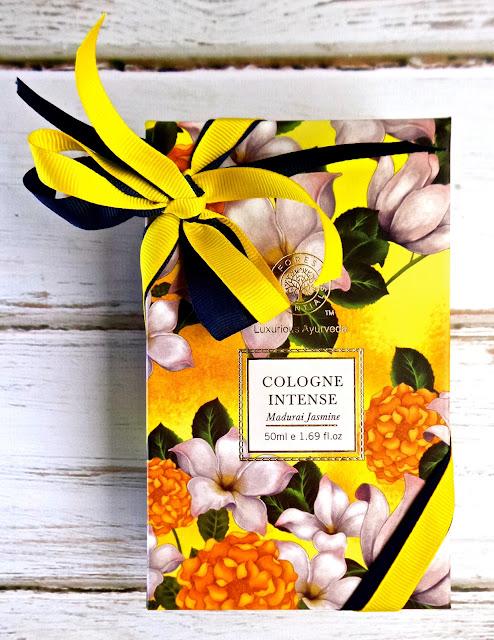 sambac grandiflorum perfume forest essentials intense cologne