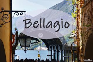 Bellagio cosa vedere in città - camper