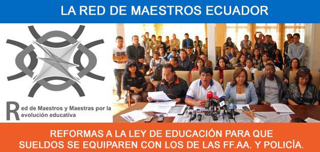 Red de Maestro Ecuador