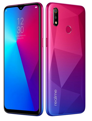 Realme 3i with Helio P60, Dual rear camera Launched