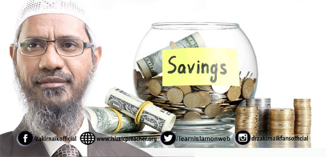 Does Islam Forbid Saving Up Wealth?