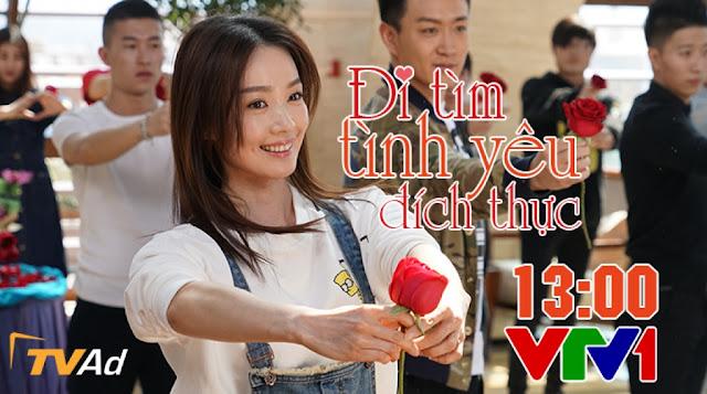 Đi Tìm Tình Yêu Đích Thực -  VTV1 Trung Quốc