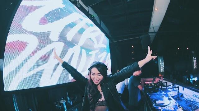 Putri Danizar Seorang Female DJ Hits di Usia Belia