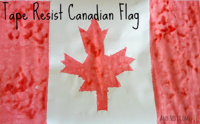 Canada Day activities for kids from And Next Comes L