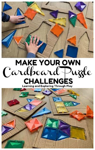 DIY Problem Solving Puzzles