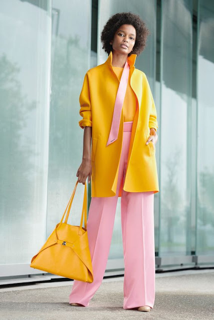 Yellow Ochre is The It Color Of The Summer-design addict mom #fashion #blackgirlmagic