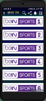 تحميل تطبيق Best Tv الرائع لمشاهدة جميع القنوات العالمية المشفرة على أجهزة الاندرويد مجانا