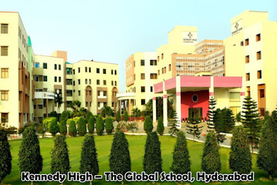 Kennedy High – The Global School, Hyderabad