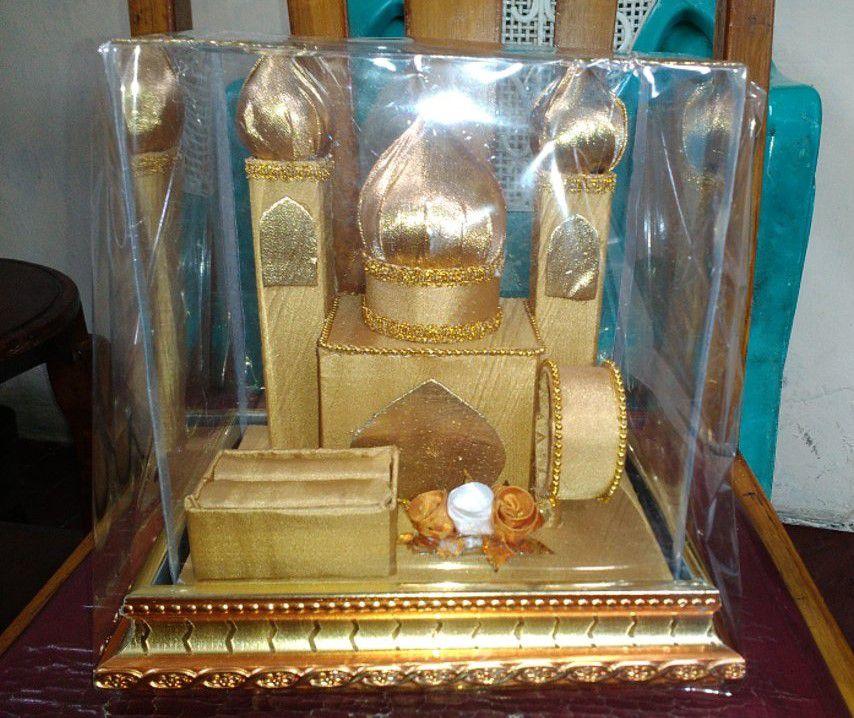 23 Model Kotak Perhiasan Mahar Pernikahan Pengantin Paling ...