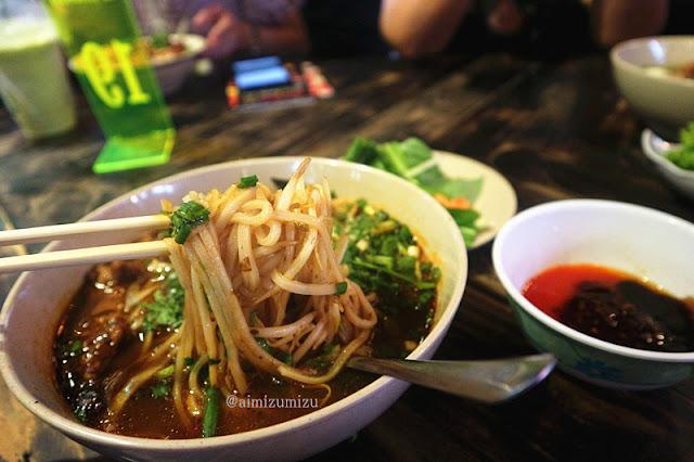 Vietnam Culinary Pho Bo