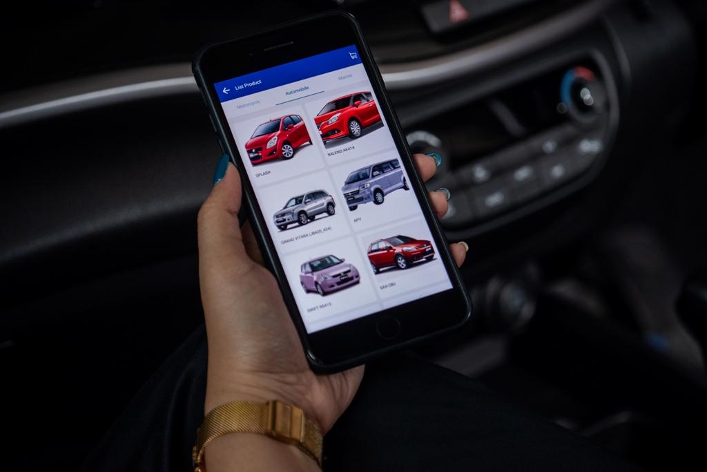 Transaksi Penjualan My Aplikasi Suzuki Tumbuh 57 Persen