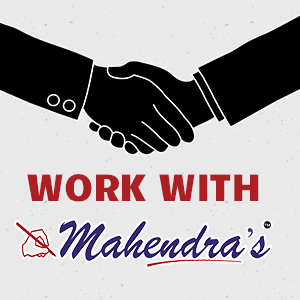 Golden Opportunity To Work With Mahendras