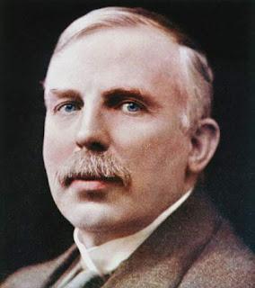 अर्नेस्ट रदरफोर्ड Ernest Rutherford