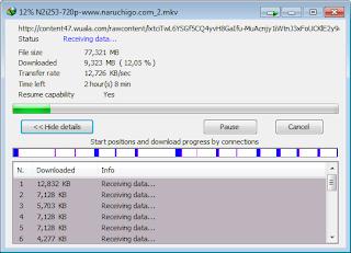 Cara Meresume Download yang Gagal pada IDM