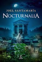 reseña del libro nocturnalia de joel santamaría