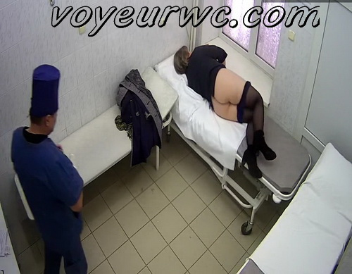 Medical hidden cam scenes with unaware women participation (Medical Examinations SpyCam)