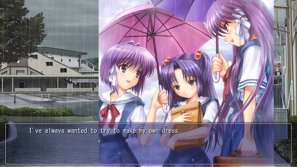 CLANNAD Side Stories PC Free Download Screenshot 2