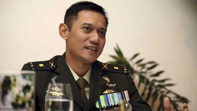 Netizen Sayangkan Agus Yudhoyono 'Pensiun Dini' dari Militer Gara-Gara Politik
