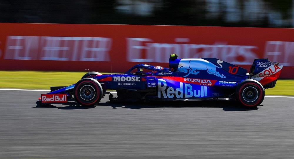 Trong giải vô địch thế giới F1, Honda đóng vai trò nhà cung cấp động cơ